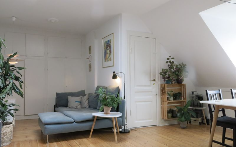 Østerbro - 1 Bedroom - 2 People - Close To Metro