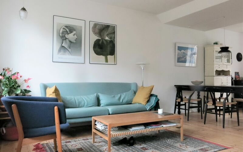 Østerbro-2 Bedrooms-3 People-close To The Lakes