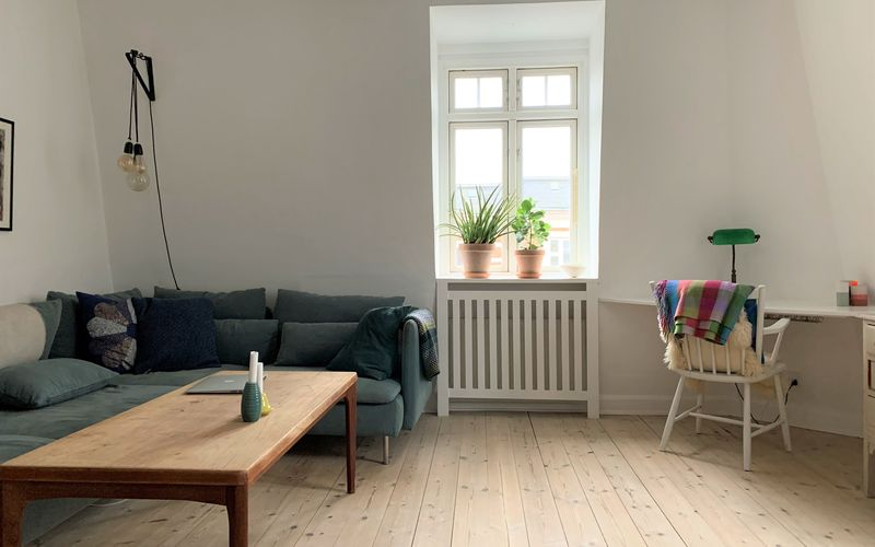 Østerbro - 3 Adults - 2 Children - 3 Bedrooms