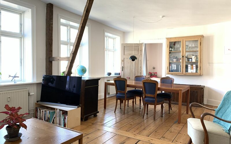 Vesterbro - 3 Bedrooms - 4 People-close To Tivoli