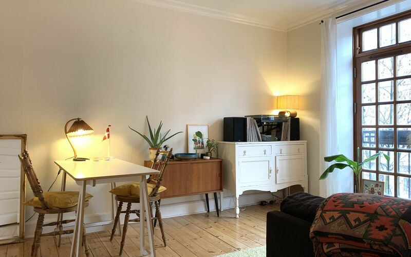 Nørrebro - 2 Bedrooms - 3 People