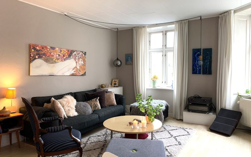 Nørrebro - 1 Bedroom - 2 People