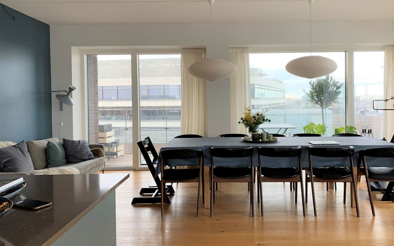 Østerbro - 4 Bedrooms - 6 People