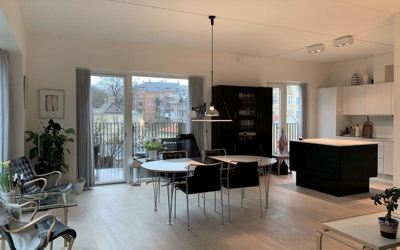 Frederiksberg - Carlsberg City - 2 Bedrooms
