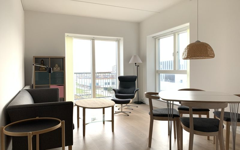 Ørestaden - 2 Bedrooms - 4 People