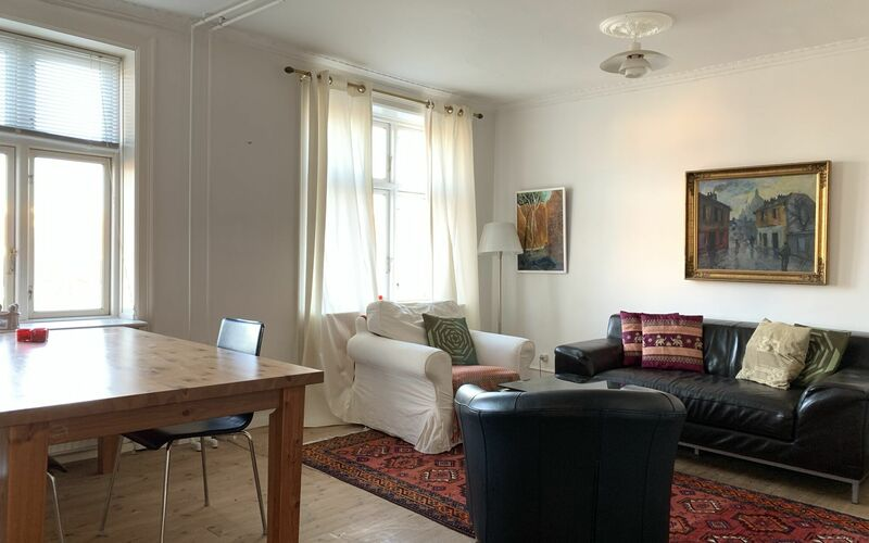 Nyhavn - 1 Bedroom - Close To Metro - 1 Person