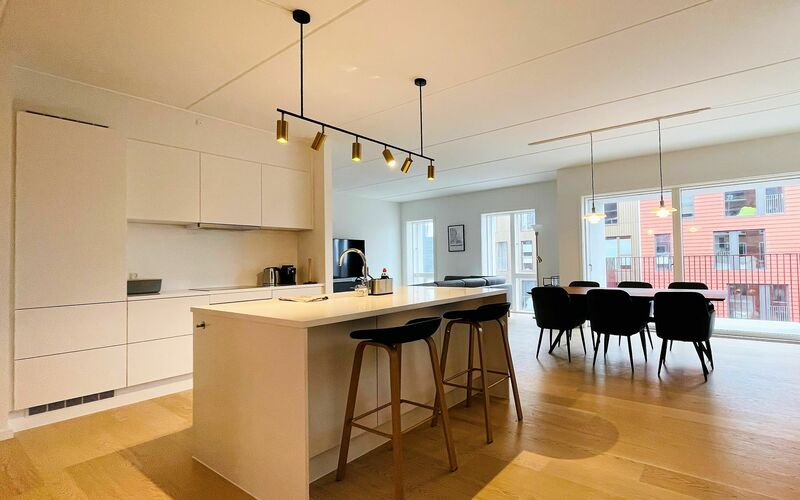 Nordhavn - Habour - 3 Bedrooms - 5 People