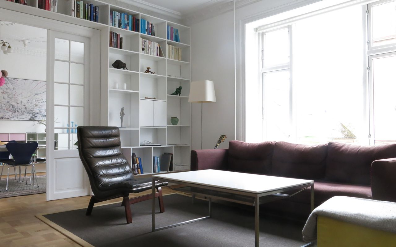 Frederiksberg – Close To Metro, Park And Zoo