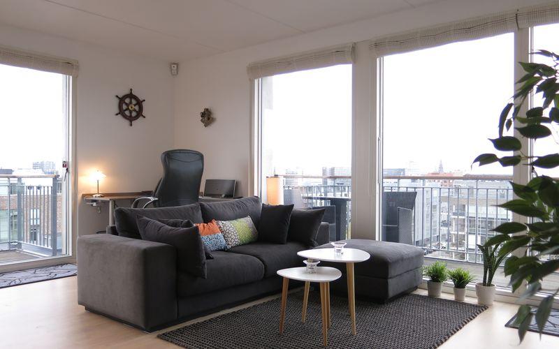 Islands Brygge - Nice View 8th Floor