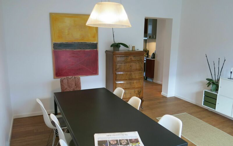 Refurbished 2br Family Apt Close To The Little Mer