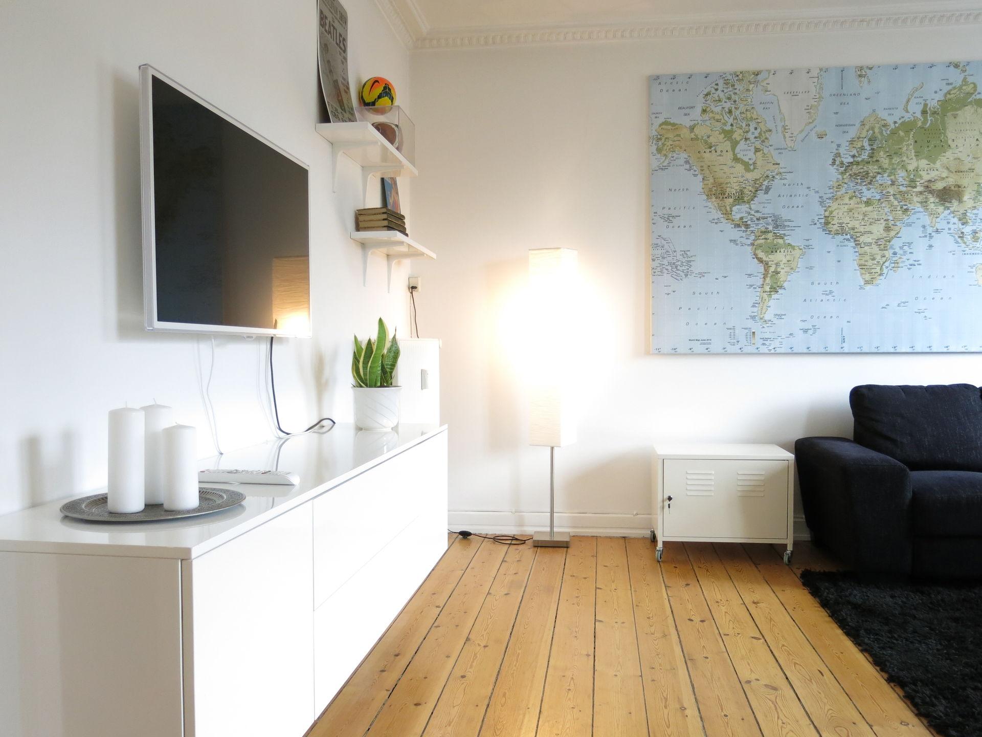 Kopenhagen Wohnung vigerslev vej space for 2 wohnung in kopenhagen