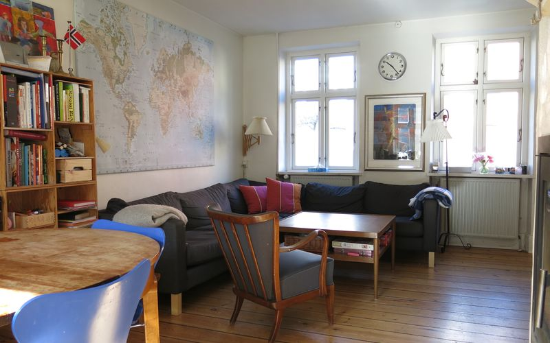 Østerbro - Perfect For Families - Townhouse